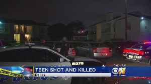 17-Year-Old Fatally Shot At Dallas Apartment After Party [Video]