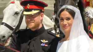 BREAKING: Meghan, Duchess of Sussex and Prince Harry expecting first baby [Video]