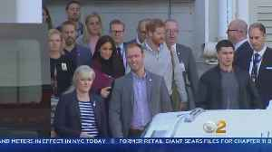 News video: Prince Harry, Meghan Markle Expecting