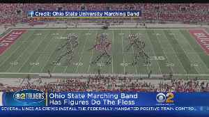 Ohio State Marching Band Does The Floss [Video]