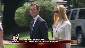 News video: Jared Kushner likely paid almost no federal income taxes for years, New York Times reports