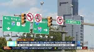 "Unarmed guards to monitor ""squeegee kids"" beginning this week [Video]"