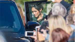 Meghan Markle Is Having A Baby! [Video]