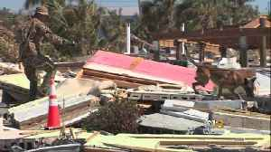 Hurricane Michael Clean-up Continues In Florida [Video]