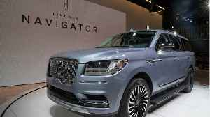 Lincoln Navigator SUV Is More Popular Than Ever [Video]
