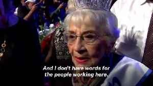 Israel Crowns 93-Year-Old As 'Miss Holocaust Survivor' [Video]