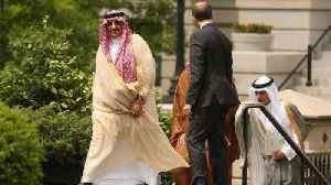 News video: Saudi King Opens Investigation Into Missing Journalist