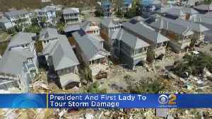 President, First Lady To Tour Storm Damage [Video]