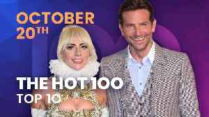 Early Release! Billboard Hot 100 Top 10 October 20th, 2018 Countdown | Official  [Video]