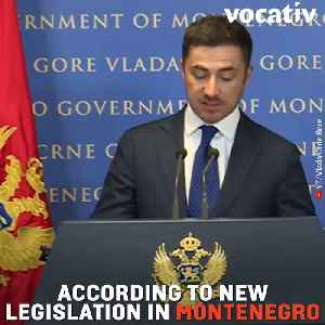 Montenegro Will Penalize People Who Do Not Stand for the National Anthem [Video]