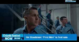 Hal Boedeker: 'First Man' is first rate [Video]