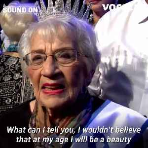 93-Year-Old Crowned as 'Miss Holocaust Survivor 2018 [Video]