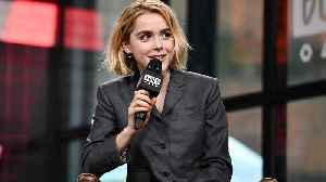 Kiernan Shipka On The Possibility Of A