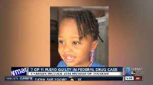7 plead guilty in case involving 2014 murder of Waverly toddler [Video]