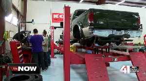 NKC Auto Tech program named best in the Midwest [Video]