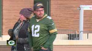 News video: Packers fans excited for Monday night game