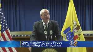 News video: Gov. Murphy Vows To Examine Hiring Process After Rape Allegation