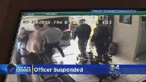 MiamiDade Detective Captured On Video Slapping Handcuffed Suspect [Video]