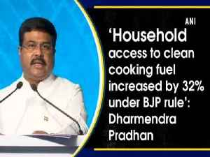 'Household access to clean cooking fuel increased by 32% under BJP rule': Dharmendra Pradhan [Video]