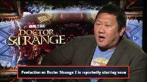 Marvel's Doctor Strange 2 Could Start Production Soon - Report [Video]