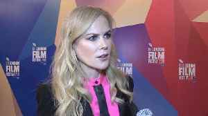 Nicole Kidman explains the reasons on why she took the role in her new movie 'Destroyer' [Video]