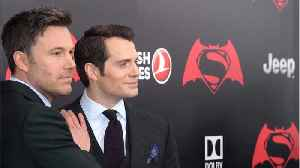 Ben Affleck And Henry Cavill Are Out As Batman And Superman [Video]