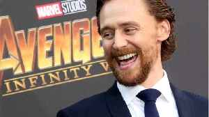 Why Was Tom Hiddleston Terrified Making First 'Avengers' Film? [Video]