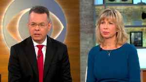 News video: Pastor Andrew Brunson: