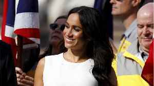 Baby Bump Alert! Meghan Markle After Pregnancy Announcement [Video]