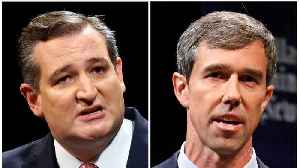 Beto O'Rourke And Ted Cruz Square Off [Video]