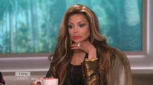 The Talk - La Toya Jackson on Redefining Family After Losing Michael and Father, Joe [Video]