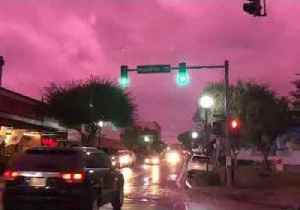 Timelapse Captures Hurricane Michael Clouds in Downtown Lake City, Florida [Video]