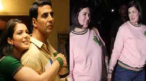 Akshay Kumar's onscreen Sister Urvashi Sharma's TRANSFORMATION after marriage; Must Watch |FilmiBeat [Video]