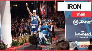 Brothers make history at grueling Ironman triathlon in Hawaii [Video]