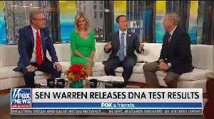 Likeable Lindsey Plans To Take DNA Test To Show He's More Native American Than Warren [Video]