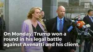 Avenatti Literally Sounded Like a 7-Year-Old After Losing Stormy's Case to Trump [Video]
