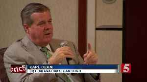 Aging Issues Discussed At Gubernatorial Forum [Video]