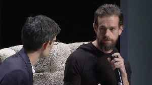 Twitter CEO believes platform contributes to filter bubbles [Video]