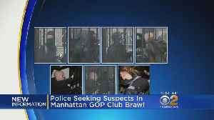 Photos Released Of Suspects In GOP Club Brawl [Video]
