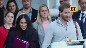 Prince Harry And Meghan, Duke And Duchess Of Sussex, Expecting Baby [Video]
