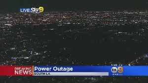Thousands Without Power In South LA [Video]