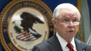 Jeff Sessions Creates New transnational Organized-Crime Task Force [Video]