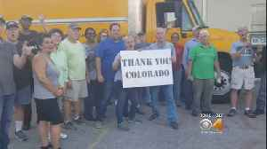 Colorado Veterans Arrive In North Carolina To Deliver Donations [Video]