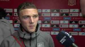 'Complete performance' from England [Video]