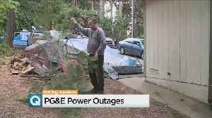 Thousands Still Without Power After PG&E Preemptive Move [Video]