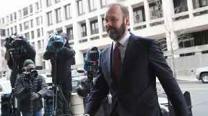Judge Approves Rick Gates' Request to End GPS Monitoring [Video]