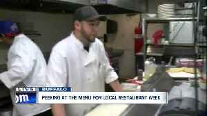Local restaurant week at The Howling Rooser [Video]