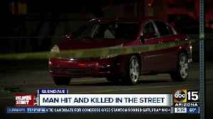 Man hit, killed near 51st and Peoria avenues [Video]
