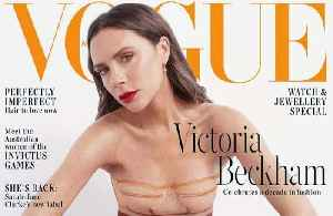 Victoria Beckham cant 'be bothered' to have a flat tummy [Video]