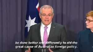 News video: Australia Considers Recognizing Jerusalem As Israel's Capital